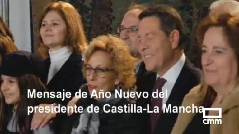 Cinco noticias de Castilla-La Mancha, 31 de diciembre de 2019