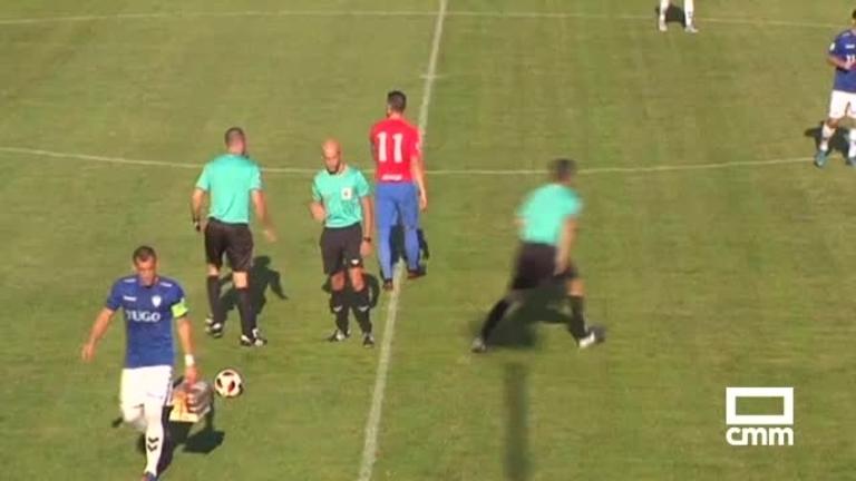 La Roda CF - UD Socuéllamos (0-0)