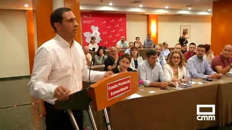Estos son los candidatos del PSOE a presidir las diputaciones de Castilla-La Mancha