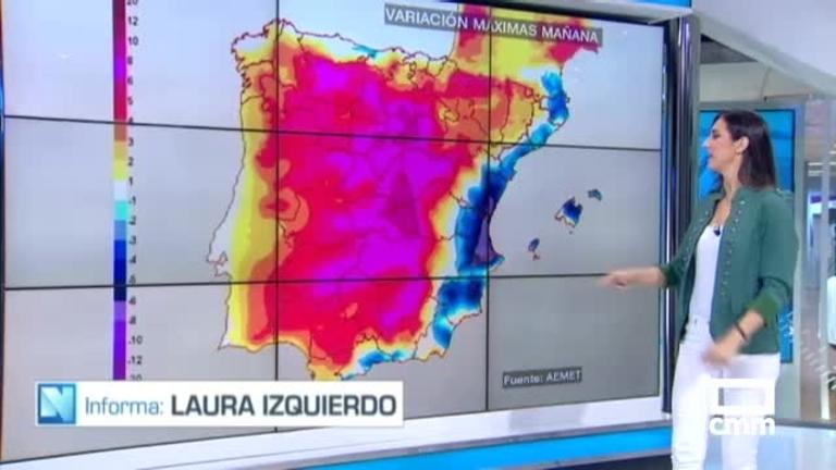 Calor este fin de semana: valores cercanos a 30 grados en zonas de Castilla-La Mancha