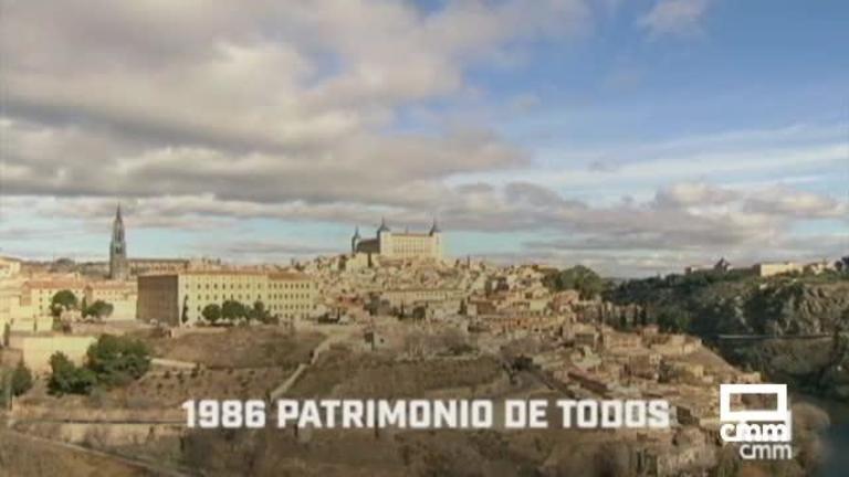 40 años de Constitución, 40 hitos: Patrimonio de todos