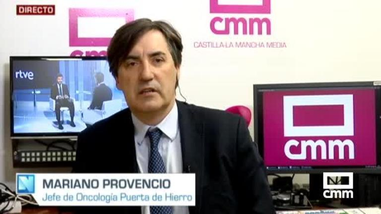 Entrevista a Mariano Provencio