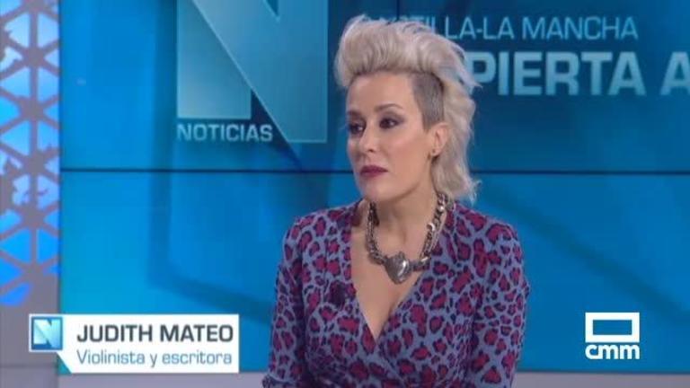 Entrevista a Judith Mateo