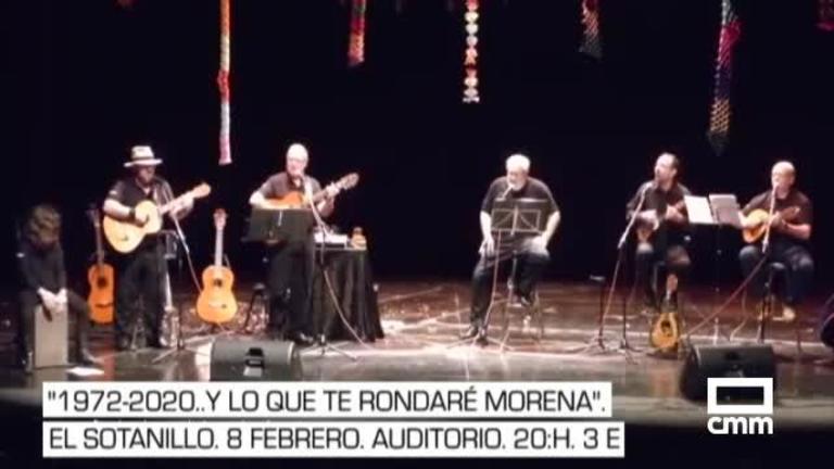 Sergio Dalma, Despistaos, Tuti Fernández, Luar na Lubre. La agenda cultural de Castilla - La Mancha