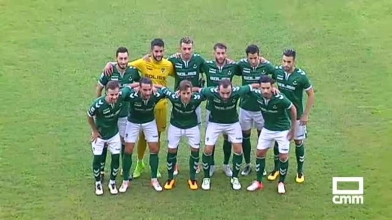 CD Toledo - CP Cacereño (0-1)