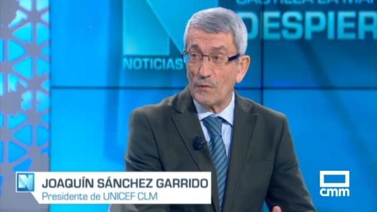 Entrevista a Joaquín Sánchez Garrido