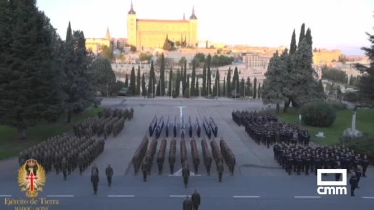 El Ayuntamiento Toledo, la Academia de Infantería y el milagro de Empel, protagonistas el día de la Inmaculada