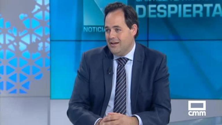 Entrevista a Francisco Núñez