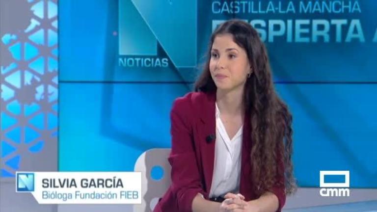 Entrevista a Silvia García