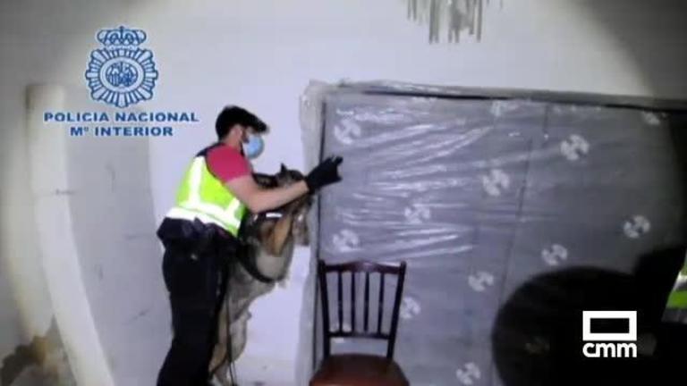 Desarticulado un clan familiar que distribuía droga en Puertollano; hay nueve detenidos