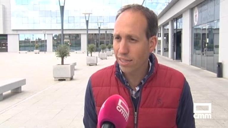 Vox: Daniel Arias espera que el debate en CMM sirva para explicar su programa a más gente