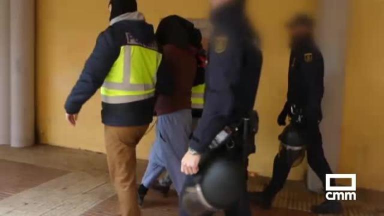 Un detenido en Guadalajara por pertenecer a una red de apoyo a Dáesh