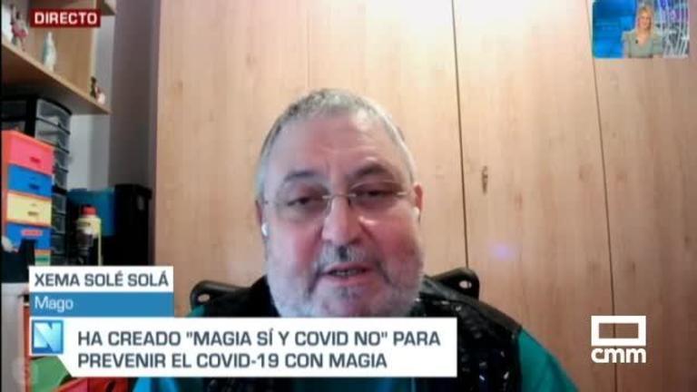 Entrevista a Xema Solé en CLM Despierta