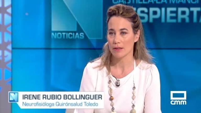 Entrevista a Irene Rubio