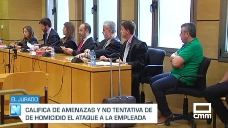 Culpable de asesinato el acusado de matar al director de un banco de La Solana (Ciudad Real) en 2016
