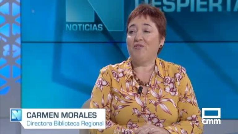 Entrevista a Carmen Morales