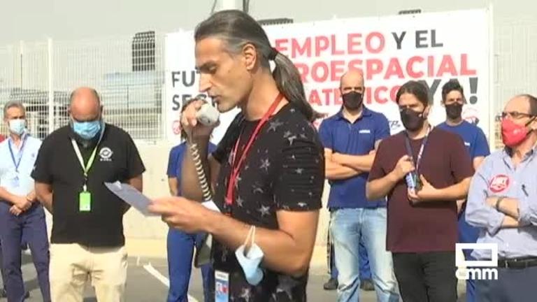 Los trabajadores de Airbus en Illescas y Albacete se movilizan: reclaman un \\