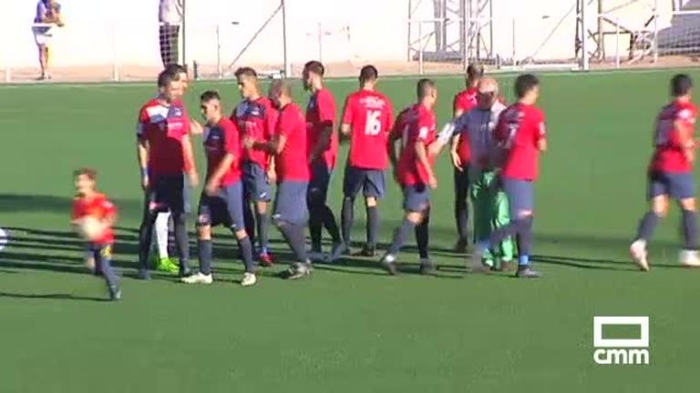 CD Villacañas - Calvo Sotelo CF (1-1)