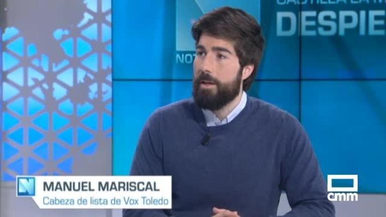 Entrevista a Manuel Mariscal