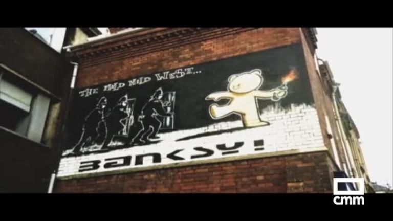 El enigmático Banksy vende sus creaciones en una tienda temporal en Londres