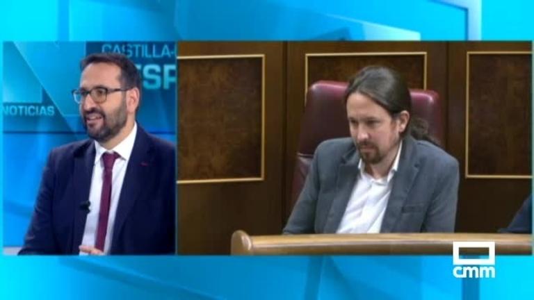 Gutiérrez, PSOE en CMM: