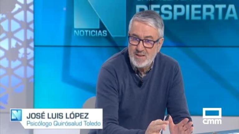 Entrevista a José Luis López
