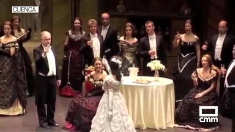 La Compañía Saramago, La Traviata y María Pages. La agenda cultural de Castilla-La Mancha.