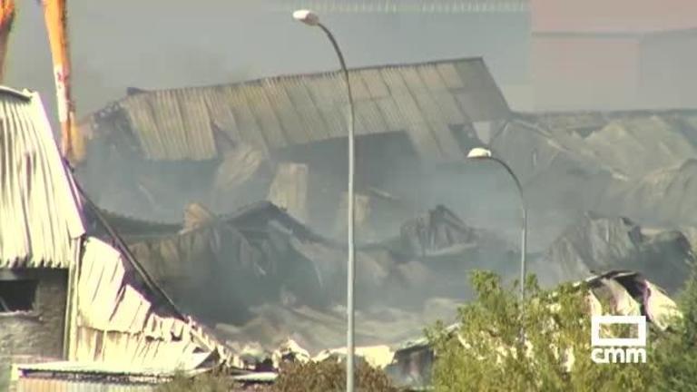 Juicio por el incendio de Chiloeches (Guadalajara): la Fiscalía pide hasta 19 años de cárcel y 14 de inhabilitación para los acusados