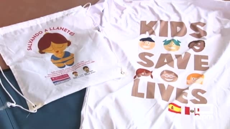 LLanetes, la muñeca albaceteña que ayuda a salvar vidas en todo el mundo