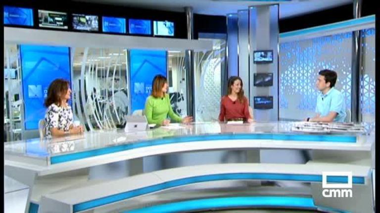 Entrevista a Fátima Castaño, Ana Polanco e Ignacio Cáncer