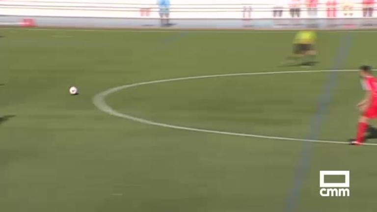 Almagro CF - CP Villarrobledo (0-2)