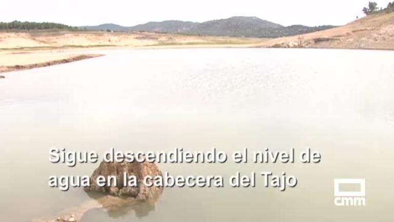 A punto de concluir uno de los peores años hidrológicos del Tajo
