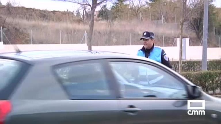Los policías locales reclaman jubilacion anticipada en manifestaciones por toda España