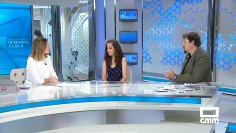 Entrevista a Andrés Martínez y Rocío Hernández