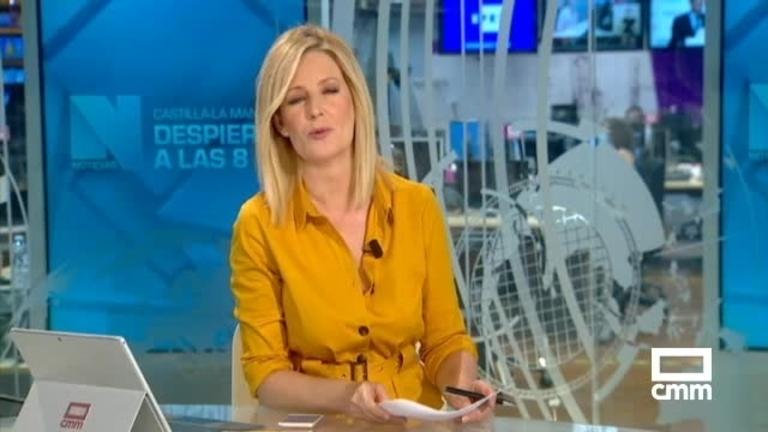 Entrevista a Carolina Robles  en  CLM Despierta