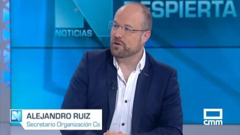 Entrevista a Alejandro Ruiz