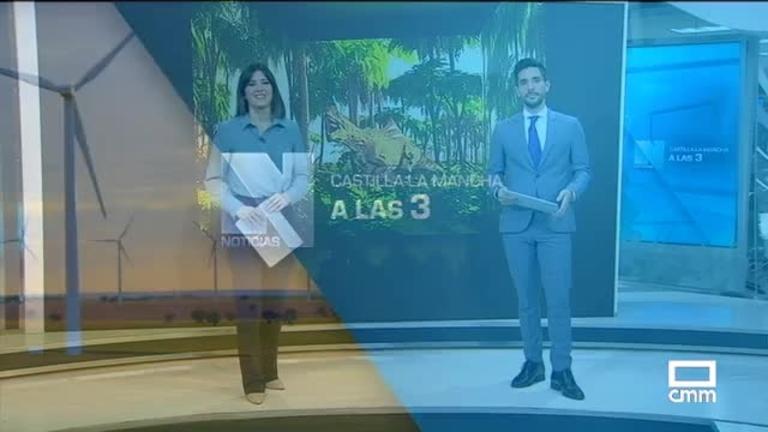Castilla-La Mancha a las 3 - Miércoles