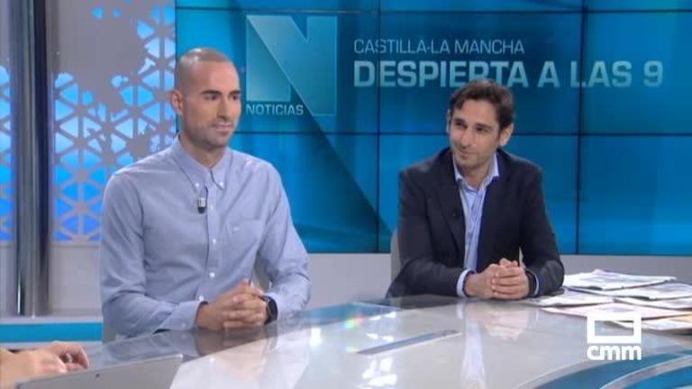 Entrevista a Antonio Díaz Almagro y Andrés Navarro