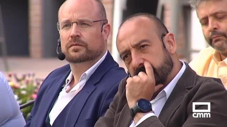 Ciudadanos: Jordi Cañas se compromete en Toledo a defender los intereses de los castellonomanchegos en Europa