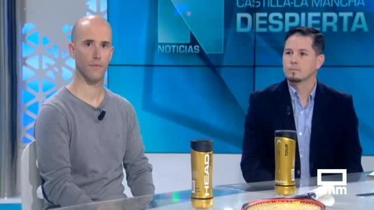 Entrevista a José Miguel de la Cruz y Rodrigo García