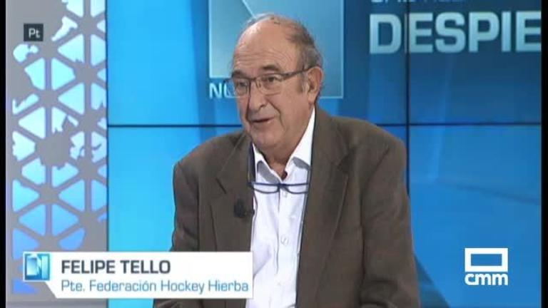 Entrevista a Felipe Tello