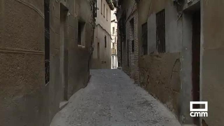 Muere una mujer tras caer accidentalmente por las escaleras de su portal en Toledo