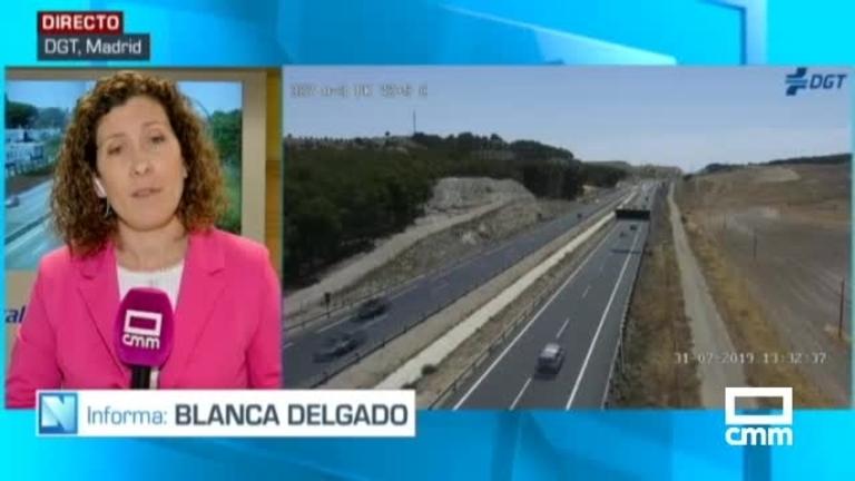Tráfico prevé 445.000 desplazamientos en Castilla-La Mancha el 1 de agosto