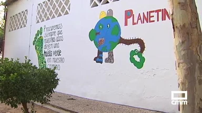El Colegio Rural Agrupado Entrerríos (Toledo), premio Acción Magistral por su gestión de residuos