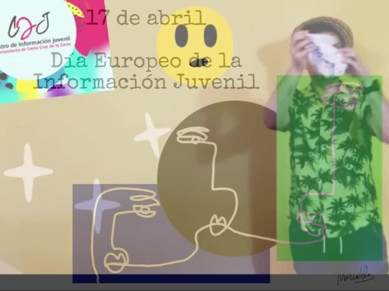 Dia Europeo de la Información Juvenil #QuédateEnCasa