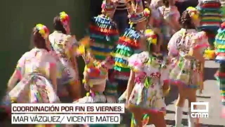 Carnaval, Ara Malikian y mucho mas: La agenda cultural en Castilla-La Mancha