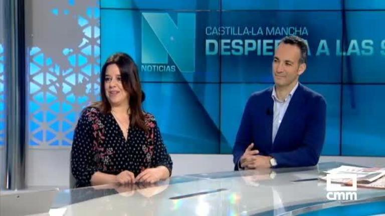 Entrevista a Marta Sánchez-Dehesa  y José Muñoz