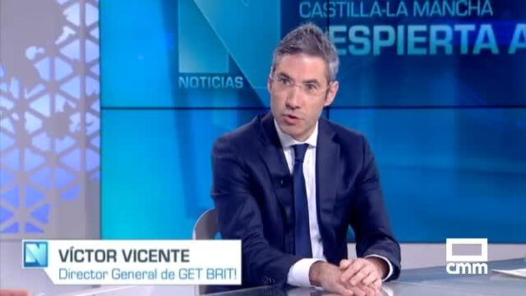 Entrevista a Víctor Vicente
