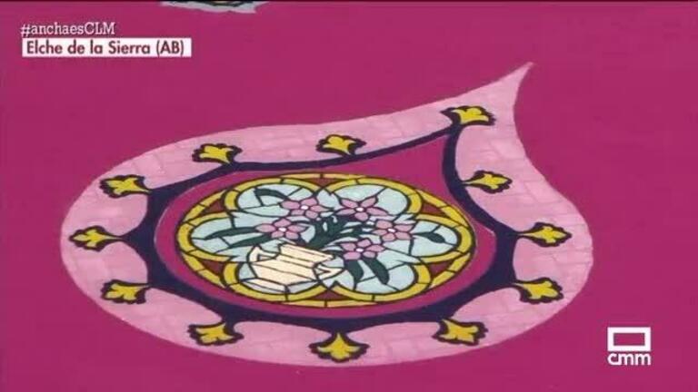Ancha es Castilla - La Mancha | Especial Corpus Christi Elche de la Sierra