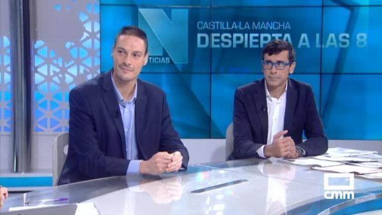 Entrevista a Vicente Martínez y a Eduardo Sánchez-Butragueño
